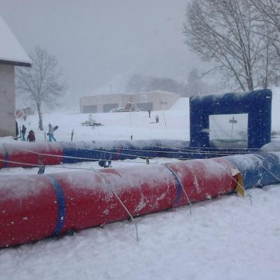 Baby Foot Hiver