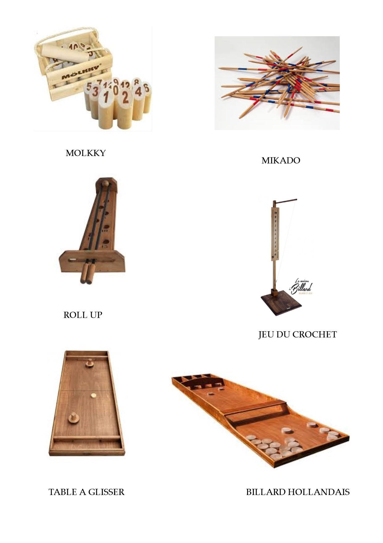 Catalogue jeux geants site