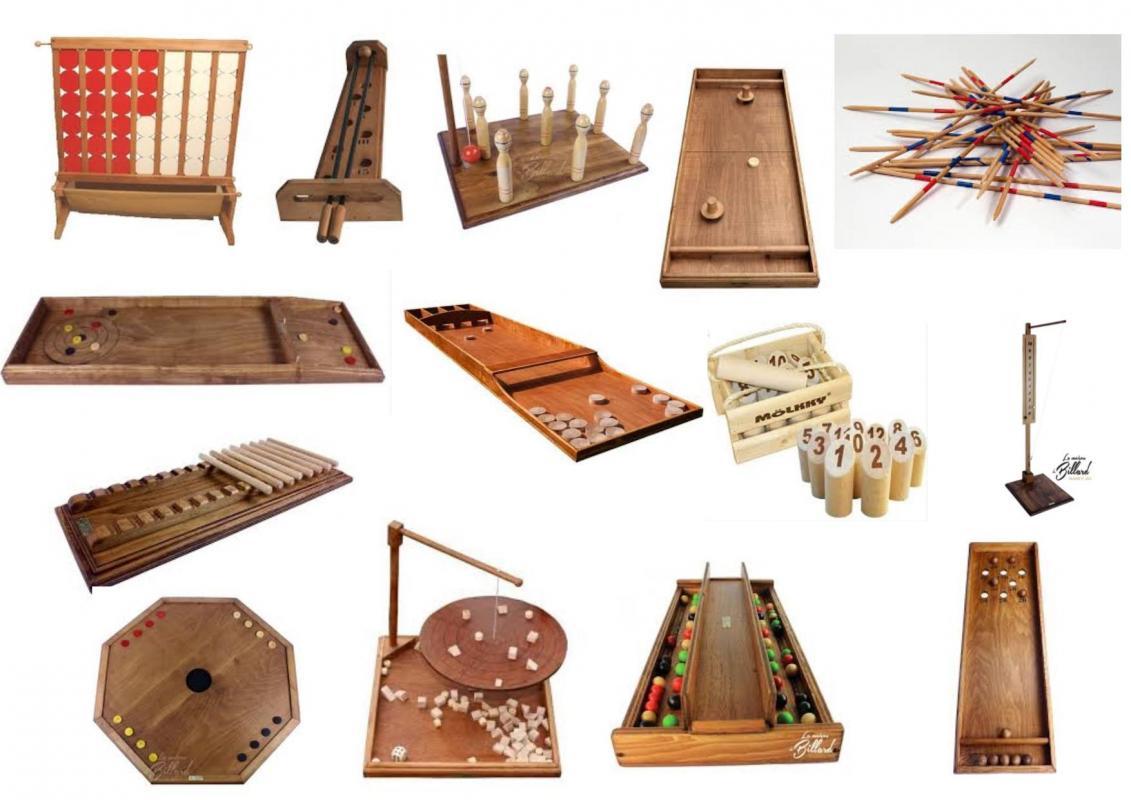 Formules anniversaires jeux en bois 6 12